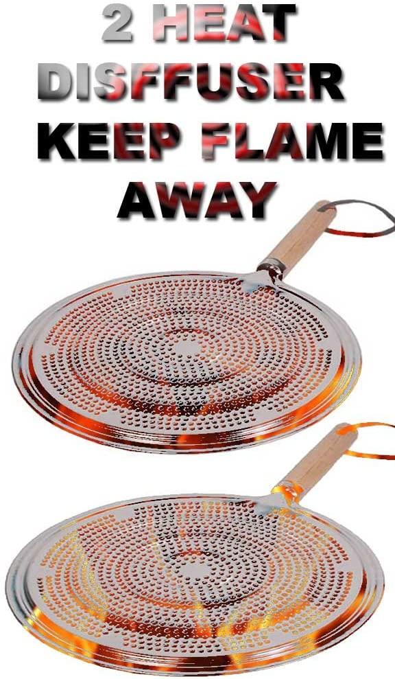 Flame Tamer Heat Diffuser