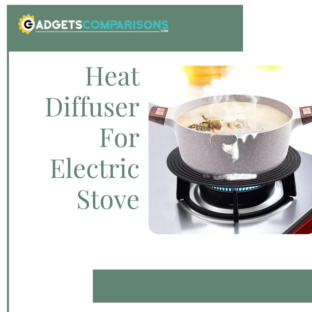 Heat Diffuser For Electric Stove