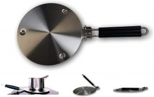 Upromax Induction Embossed Stainless Steel Heat Diffuser