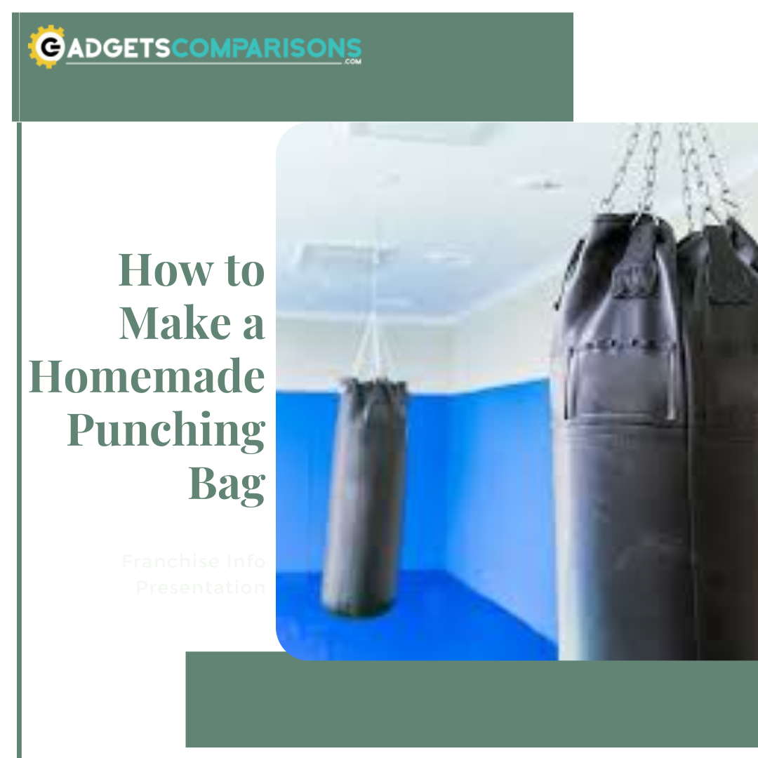 Homemade Punching Bag