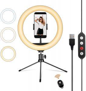Light Ring For Camera