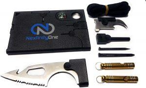 Multi Survival Tool Kit By Nexfinity
