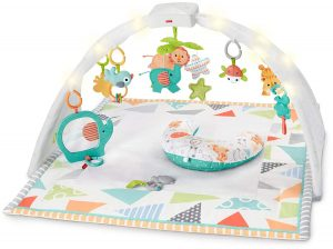 Safari Lights and Music Mat by Fisher-Price