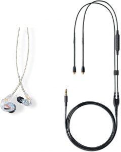 Shure SE425-CL Professional Sound