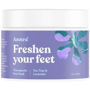 ASUTRA Therapeutic Foot Soak