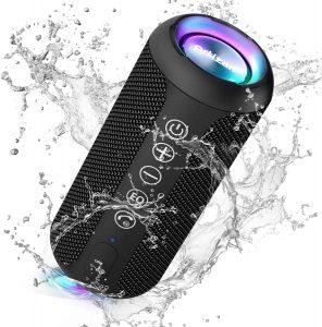 Ortizan Portable Bluetooth Speaker,