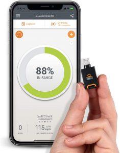 iPhone Glucose Meter