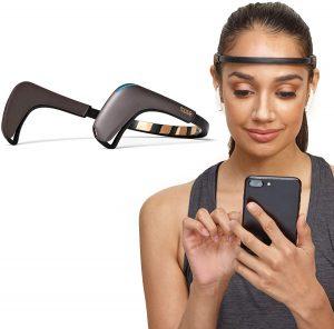The Brain Sensing Headband - Meditation Tracker Multi Sensor Headset Device