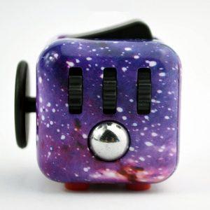 Wnnei Fidget Cube Mini Small dice Release Stress for Kids