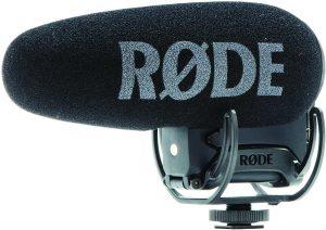 RODE Pro+ VideoMic Microphone