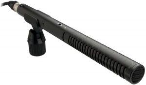 Rode NTG2 Multi-Powered Condenser Shotgun Microphone