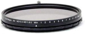 SLR ND Filter Magic Variable